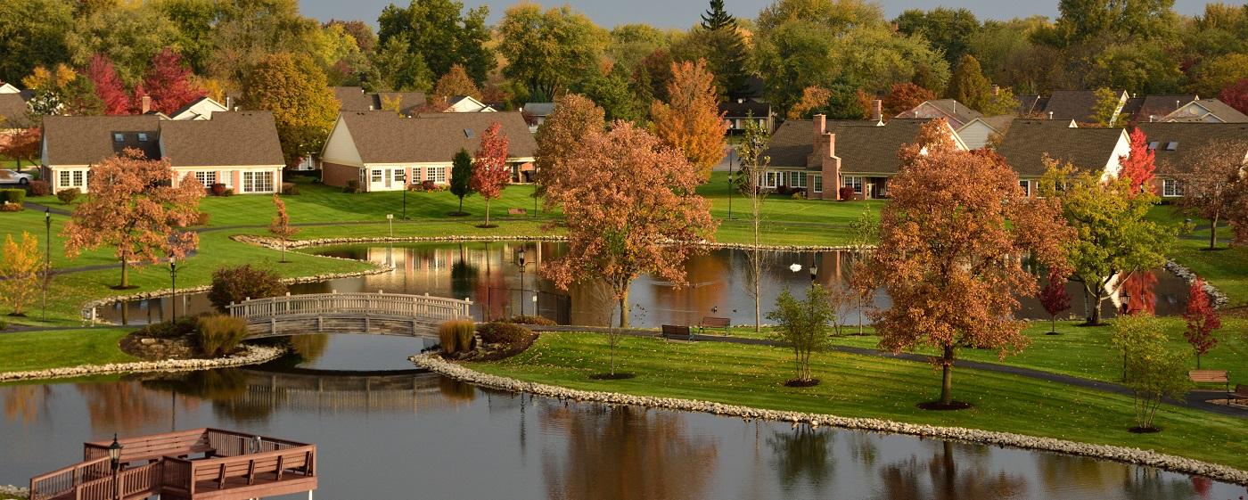 Luther Village campus